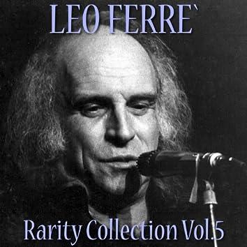 Léo Ferré, Vol. 5