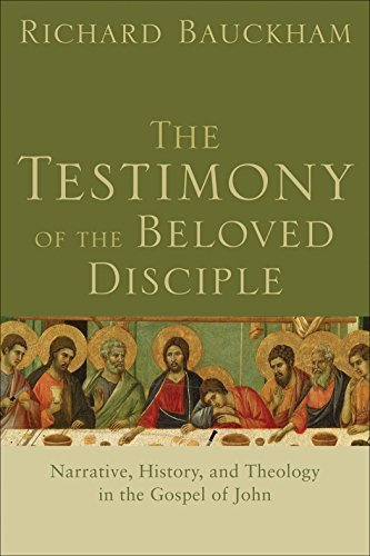 The Testimony of the Beloved Disciple: Narrative, History, and Theology in the Gospel of John (English Edition) PDF Books