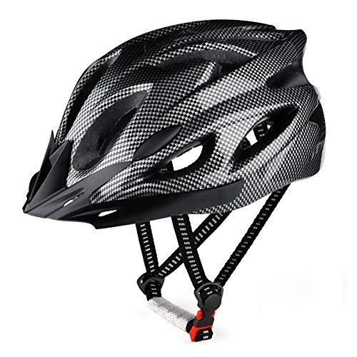 RaMokey Cycle Helmet, Lightweight Bicycle Helmet, Adjustable Mountain & Road...