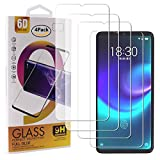 Guran 4 Paquete Cristal Templado Protector de Pantalla para Meizu Zero Smartphone 9H Dureza Anti-Ara?azos Alta Definicion Transparente Película