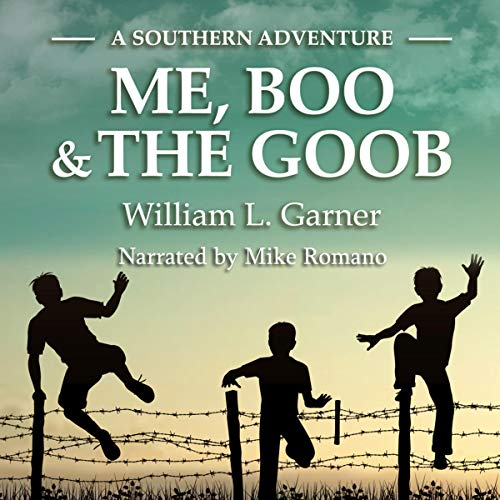 Me, Boo & the Goob audiobook cover art
