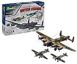 Revell- Coffret Cadeau 100 Ans de la Royal Air Force-Flying Legends, 05696