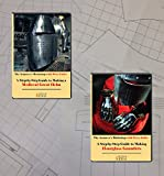 The Armorer's Workshop Set: Making a Medieval Great Helm plus Making Hourglass Gauntlets (2 Volume 4 Disc Set with Full-Scale Paper Templates included) with Peter Fuller