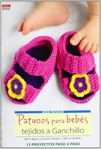 Patucos De Ganchillo marca