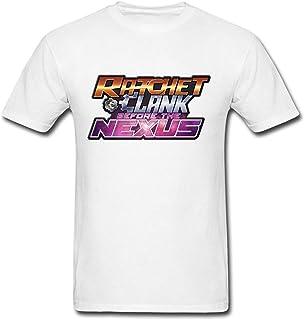 huluwa 2019 Incomparable Ratchet Clank Before The Nexus Male Shirt