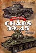 Les Maquettes de Chars 39-45 de Mario Eens