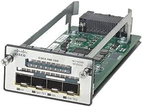 Cisco C3KX-NM-10G Catalyst 3k-x 10g Network