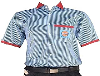 Uniforms House Petrol Pump Shirt Salesman Indian Oil