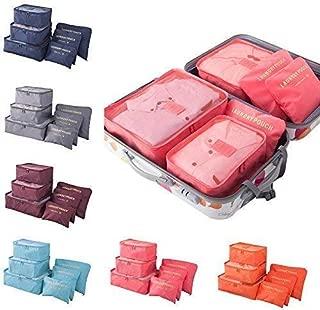 YOGI Store 6 in 1 Travel Organizer Bag Color May Vary
