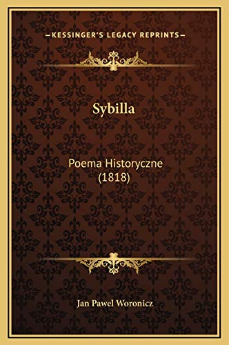 Sybilla: Poema Historyczne (1818)