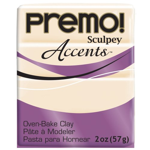 Translucent Premo Sculpey Polymer Clay 2 Ounces PE02-5310