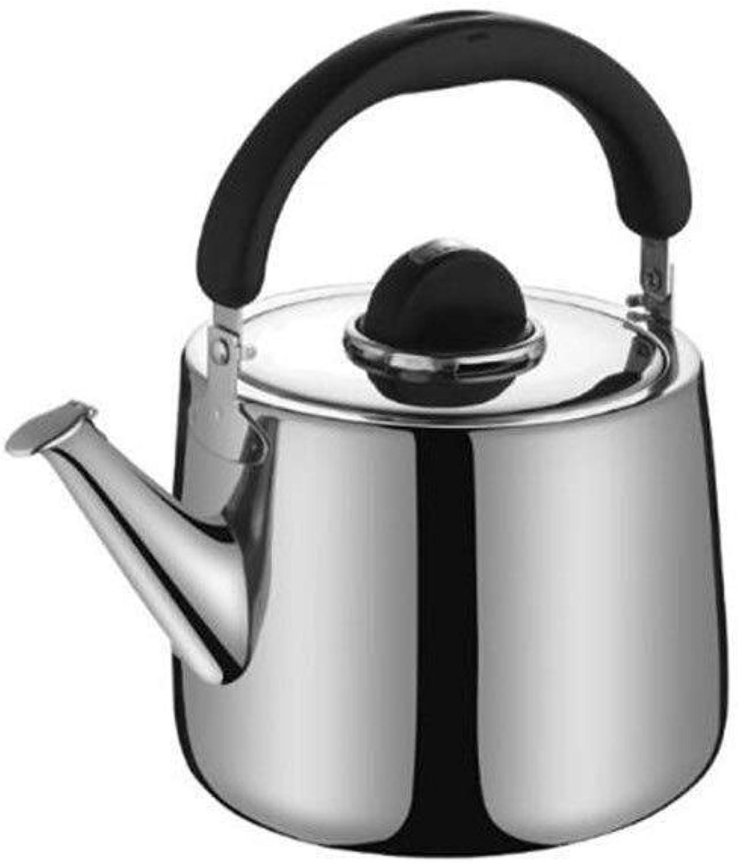 venta mundialmente famosa en línea LIDANDANCHAHU Caldera de Agua Caldera de té Caldera Caldera Caldera Antiadherente Manija Caldera para Estufas Restaurant (Talla   4L)  para proporcionarle una compra en línea agradable