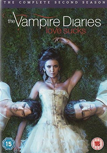 The Vampire Diaries - Complete Season 2 [Edizione: Regno Unito]