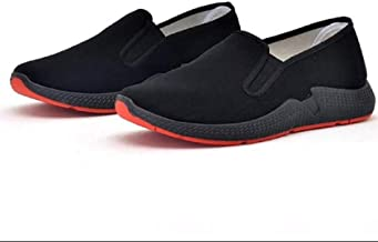 ROCKFIELD Men's Black Loafer Casual Shoes