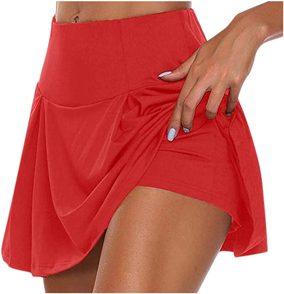 SUNTIN 2021 Women Basic Slip Bike Shorts Compression Workout Leggings Yoga Shorts s