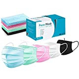 Chirurgische Gesichtsmaske – Masken für medizinische Eingriffe, Staubmaske, Grippeschutz, Allergie und Blütenstaub