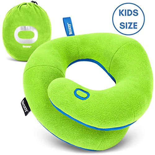 Top 10 Best Travel Pillows for Kids in 2020 - BCOZZY Kids Travel Pillow
