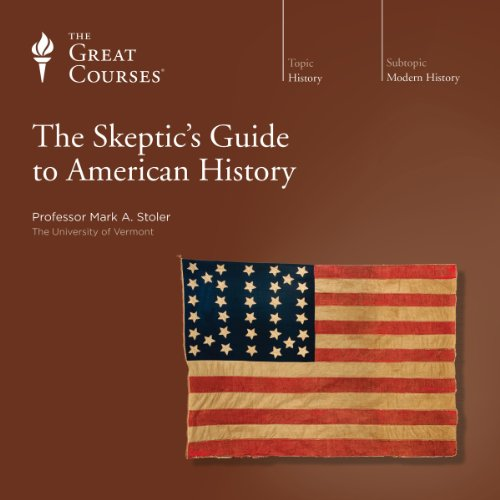 The Skeptic's Guide to American History Titelbild