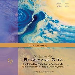 The Essence of the Bhagavad Gita cover art