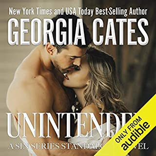 Unintended audiobook cover art