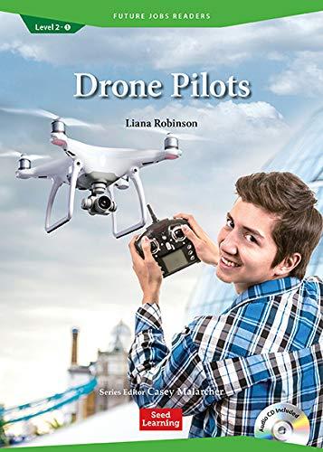 Future Jobs Readers 2-1: Drone Pilots (English Edition)