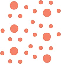 Best coral colored wall decals Reviews