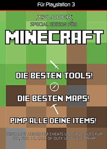 Xploder Special Edition Minecraft Playstation 3