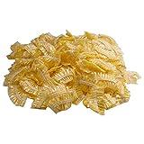 Luntus 100 Piezas Desechable Peluquería Orejeras Cubierta de Oreja Clara Para Salón Protección Para Oreja Tapa de Tinte Para El Cabello Herramienta de Peinado Del Color de Pelo Amarillo
