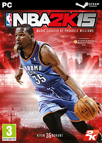 NBA 2K15 (PC) UK Import