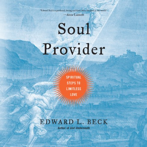 Soul Provider audiobook cover art