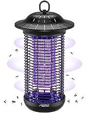 Aerb Elektrische insectenverdelger, insectenval, muggenlamp, 18 W, 4000 V, met uv-licht