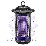 Aerb Lámpara Antimosquitos Eléctrico UV 18W, LED...