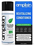 Amplixin Revitalising Argan Oil Conditioner - Hair Regrowth Deep Conditioning Treatment For Men