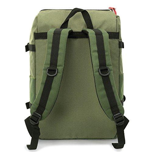 KINGSLONG Rucksack Outdoor Rucksack Reiserucksack Unisex Laptop Rucksack, Casual Rucksack wasserdicht und langlebig Multi-Color Wahl - 5