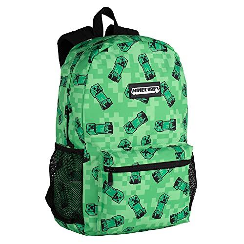 Toy Bags  Minecraft Verde Juguetes  Multicolor  Grande  T433 835