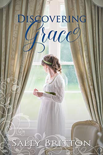 Discovering Grace by Britton, Sally ebook deal