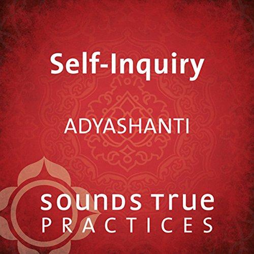 Self-Inquiry audiobook cover art