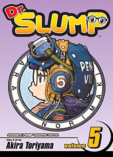 DR SLUMP GN VOL 05
