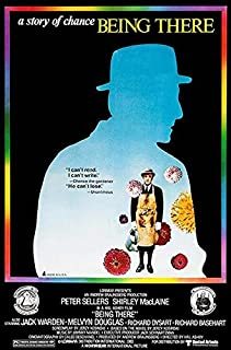Being There - 1980 - Movie Poster