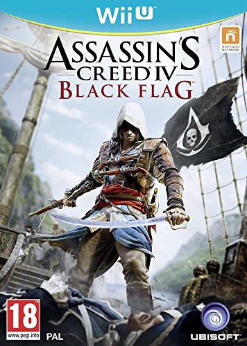 Assassin's Creed IV : Black Flag [Nintendo Wii U]