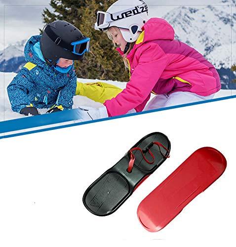 SqSYqz Shred Snow Skate Snowboard - Ideal para Principiantes - para niños de 5 a 15 años - Construcción de núcleo sólido