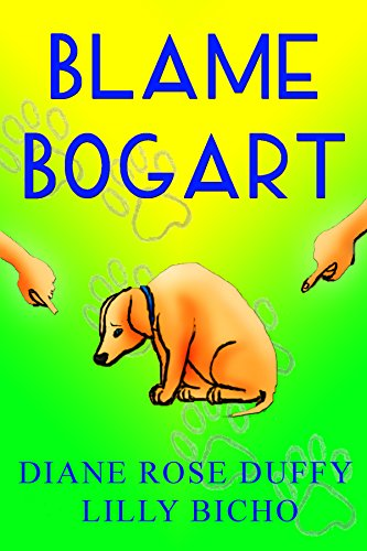 Book: Blame Bogart by Diane Rose Duffy