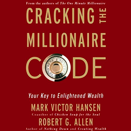 Cracking the Millionaire Code  Audiolibri