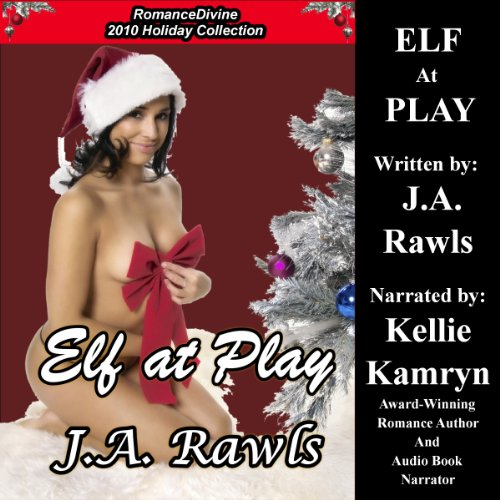 Elf at Play audiobook cover art