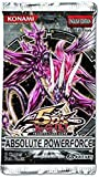 YuGiOh 5Ds Absolute Powerforce Booster Pack