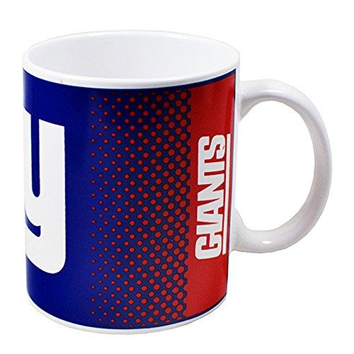 NFL Football NEW YORK NY GIANTS Mug Kaffeetasse Tasse Fade