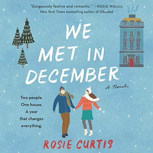 We Met in December audiobook cover art