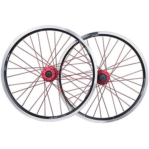 YOOXI Juego de Ruedas Bicicleta 26 Pulgadas MTB V-Brake/Freno de Disco Llanta de Doble Pared para Casete de 7 8 9 10 Velocidades Llanta de Llanta de 1,25~2,5' (Color : Black)