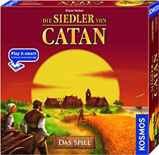 Kosmos  6930150 - Die Siedler von Catan - Play it smart (3440693015) | Amazon price tracker / tracking, Amazon price history charts, Amazon price watches, Amazon price drop alerts