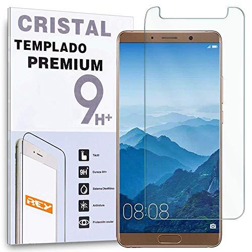 REY Pellicola salvaschermo per Huawei Mate 10 PRO/Huawei Nova 2i, Vetro temperato, di qualità Premium